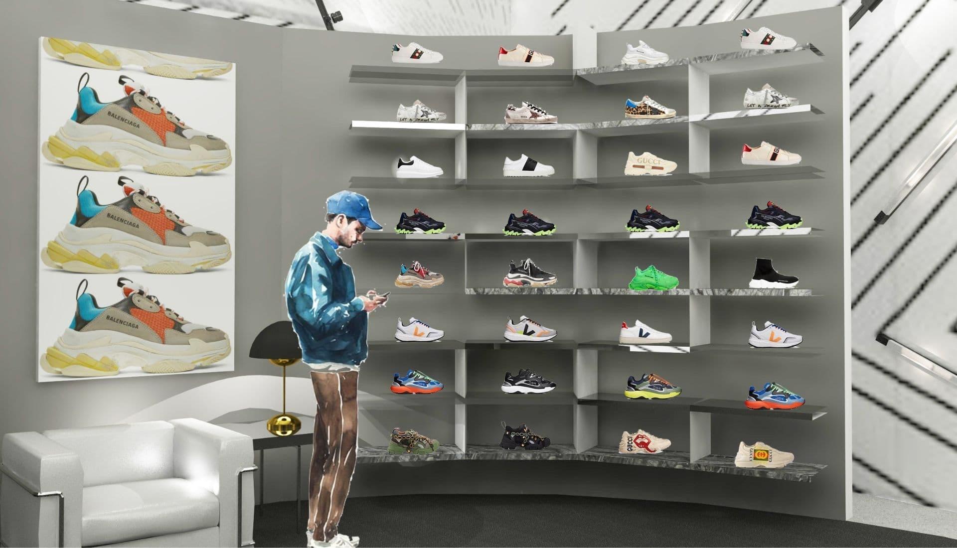 sneakerboy-display-area