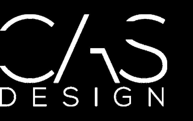 CAS-design-logo-white